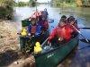 Entenrennen  | Ferienlager der kleinen Böllberger Kanuten, Foto: BSV Halle