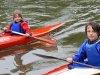 Jenny und Steven  | Ferienlager der kleinen Böllberger Kanuten, Foto: BSV Halle
