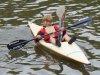 Paddelträger  | Ferienlager der kleinen Böllberger Kanuten, Foto: BSV Halle