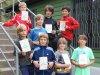 Stolze Sieger  | Ferienlager der kleinen Böllberger Kanuten, Foto: BSV Halle