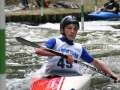 Deutsche Kanuslalom Schülermeisterschaften Cedric Trödel | Foto BSV Halle