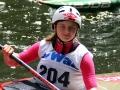 Deutsche Kanuslalom Schülermeisterschaften Claire Harlak | Foto BSV Halle