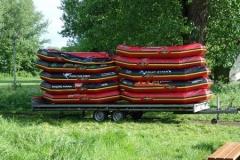 2008 - Schlauchboot- rennen